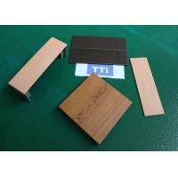 Wholesale Custom Wood Texture Precision Plastic Injection Molding Parts / Plastic Mold Parts from china suppliers