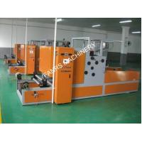 Wholesale CPU 224 Kitchen Aluminum Foil Rewinding Production Line , paper rewinding machine from china suppliers