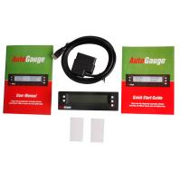 Wholesale Scangauge OBD2 AutoGauge 5 in 1 Vehicle Monitor Auto Gauge from china suppliers