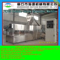 Wholesale PHJ85G Breakfast Cereal Snack Food Extruder Machine from china suppliers
