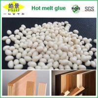 Wholesale White Hot Melt Glue Pellets Adhesive Grains For Wood Working High Stickiness from china suppliers