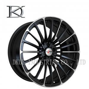Quality OEM Light Auto Racing Wheels Replica Alloy 20 Inch Chrome Rims 4 Holes 5 Holes 8 Holes for sale
