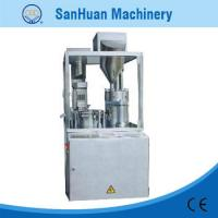 Wholesale High Speed Pharmaceutical Size 4 Capsule Filling Machine With Multi-Bore Dosing NJP-800 from china suppliers