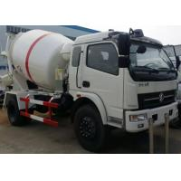 Wholesale Small Concrete Mixer Truck 5CBM Dongfeng 4x2 5M3 Color Customized TS 16949 Certified from china suppliers