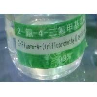 Wholesale CAS 118078-66-3 Agrochemical Intermediate 2-Fluoro-4-Trifluoromethylpyridine from china suppliers