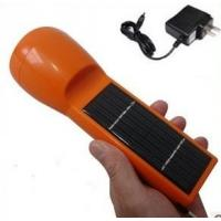 Wholesale 6led solar extra bright torch flash from china suppliers