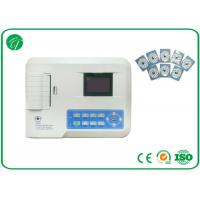 Wholesale 12 Lead Single Channel Ecg Machine / Ecg Portable Monitor With 0.05Hz~150Hz Frequency from china suppliers