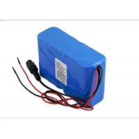 Wholesale 18650 10P3S Rechargeable lithium ion batteries pack for LED lamps and lanterns from china suppliers