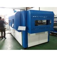 Wholesale Plastic Semi Automatic Bottle Blowing Machine , Pet Blow Moulding Machine from china suppliers