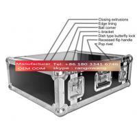 Wholesale Custom Made Aluminium Heavy Duty Durable Flight Case from china suppliers