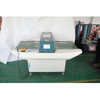 Wholesale High Sensitivity Conveyor Metal Detector For Food Processing , White from china suppliers