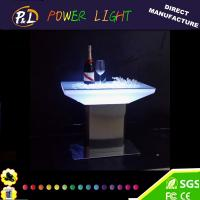 Wholesale LED Light up Outdoor Garden Illuminated Table from china suppliers