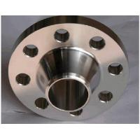 Wholesale Slip on Steel Pipe Flange / DIN Norm Welding Neck Flange With PN 2.5 / PN 6 Pressure from china suppliers