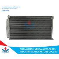 Wholesale Full Aluminum Toyota AC Condenser for Landcruiser / Vehicle Spare Parts from china suppliers