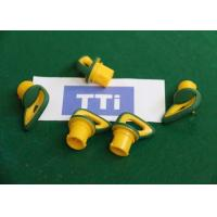 Wholesale Custom Over Molding Parts / Double Color Injection Molding Parts from china suppliers