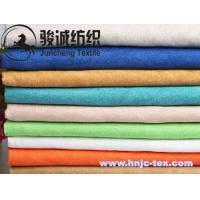 Wholesale Soft handle suede fabric/ Micro suede for woman dress and other apparels from china suppliers