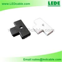 Wholesale RGB LED Flexible Strip T Type Connector from china suppliers