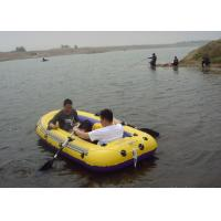 Wholesale 0.8mm PVC Inflatable Boat , Launch And Motorboat For Beach , Lake And Very Big Swimming Pool from china suppliers