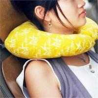 Wholesale Travel comfort pillow random color from china suppliers
