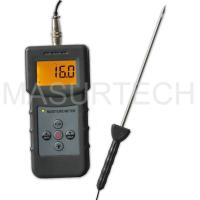 Buy cheap PMS710 High precision soil moisture analyzer sand/soil/cement/glass powder hygrometer 0-50%Digital Soil Moisture Meter from wholesalers