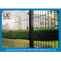Wholesale Europe Style Wire Netting Fence / Vinyl Coated Wire Mesh For Highway from china suppliers