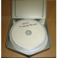 Buy cheap Customized / OEM 700MB, 180MB CD / VCD/CD-ROM Duplication Services For Music, Movie from wholesalers