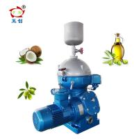 electric coconut oil extraction machine coconut oil centrifuge separator