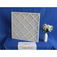 Wholesale 10μm Carboard Frame Metal Mesh Air Filters 2400m³/h For Pharmaceutical from china suppliers
