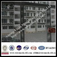 Wholesale slotted hole perforated decorative metal mesh/pvc coated perforated metal mesh from china suppliers