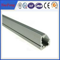 Wholesale 6000 series extruded aluminium profile for led strip / aluminum profile for led light bar from china suppliers