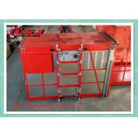 Quality 1 Ton Passenger And Material Hoist For Construction , Industrial Lifts Elevators for sale