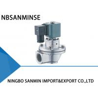 Wholesale Right Angle Pneumatic Pulse Valve , Electromagnetic Pulse Valve QD-Z-20 / 25 Serie SBFEC Type from china suppliers