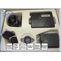 Quality PG-003A Separate Car alarm Passive Keyless Entry Push Start for sale