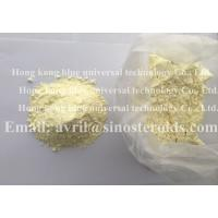 Wholesale Steroid Hormone Yellow Powder TrenboloneEnanthate/ Parabolan 10161-33-8  For Mucle Gain from china suppliers