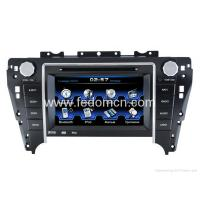 Wholesale Indash Radio DVD Player GPS Navigation for Toyota Camry 2012 (I7099TC) from china suppliers
