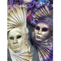 Wholesale Halloween Venetian Masquerade Carnival Full Face Venice Princess Mask from china suppliers