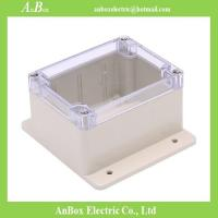 Wholesale 115*90*68mm Transparent abs electric clear IP65 waterproof enclosure from china suppliers