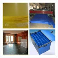 Wholesale 100% Virgin PP Sheet Fluted Plastic Corrugated PP Sheet from china suppliers