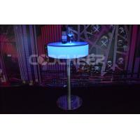 Wholesale Lighted Plastic Furniture Round Water Resistant LED Pool Table from china suppliers