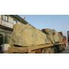 Buy cheap Raw material Shanxi black granite stone; big block shanxi black stone; Masha stone tome stone from wholesalers