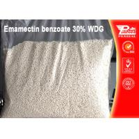 Wholesale Emamectin benzoate 30% WDG Pest control insecticides 119791-41-2 from china suppliers