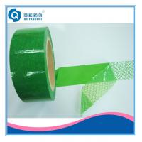 Wholesale Green Tamper Evident Tape , Custom Printed Plastic Warranty Void Tape from china suppliers