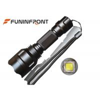 Wholesale Outdoor Portable CREE XM-L T6 LED Torch Handheld with 5 Mode for Night Bike Ride from china suppliers