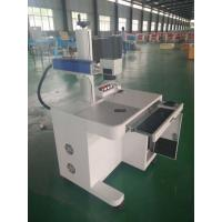 Wholesale Green 532nm Laser marking machine for plastic/glass surface/food/Jade from china suppliers