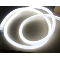 Buy cheap 360 degree round led neon flex 16mm mini rope light 12V white color neonflex rope strip from wholesalers