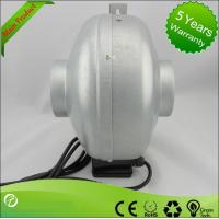 Wholesale Silent Inline Circular Duct Fan Blower For Hotel / Conference Room Air Supply from china suppliers
