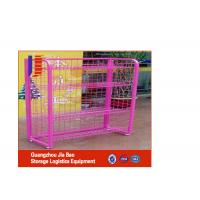 Wholesale Free Standing Wire Convenience Store / Supermarket Display Racks Cold Rolled Sheet from china suppliers