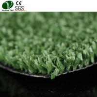 China Fake Grass Lawn Outdoor Basketball Court Rubber Flooring 6600dtex Or Customizable on sale