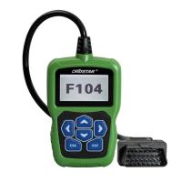 Wholesale OBDSTAR F104 Chrysler Jeep & Dodge Pin Code Reader and Key Programmer from china suppliers