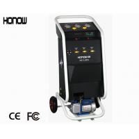 Wholesale Automotive AC Freon Recovery Machine With 1 Stage Vacuum Pump 12 Months Warranty from china suppliers